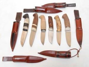 Knivar av Jan-Erik Nyzell
