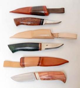 Knivar av Örjan Svensson